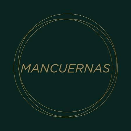 mancornas precolombinas en oro de 24k
